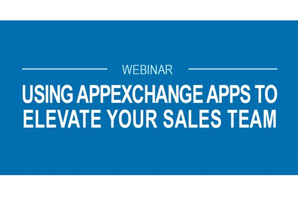 Salesforce AppExchange Apps