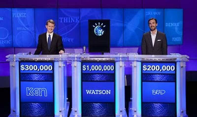 Watson Artificial Intelligence on Jeopardy