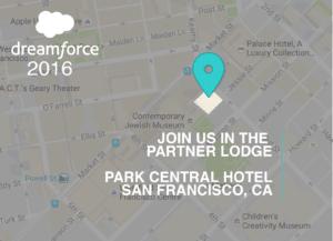 Salesforce Dreamforce 2016 Valgen ProsperVue