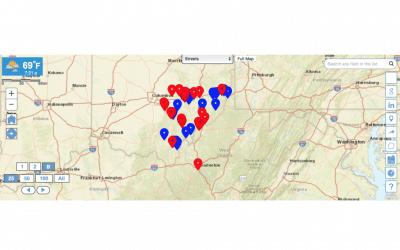 Custom Map Views in Salesforce with ProsperVue