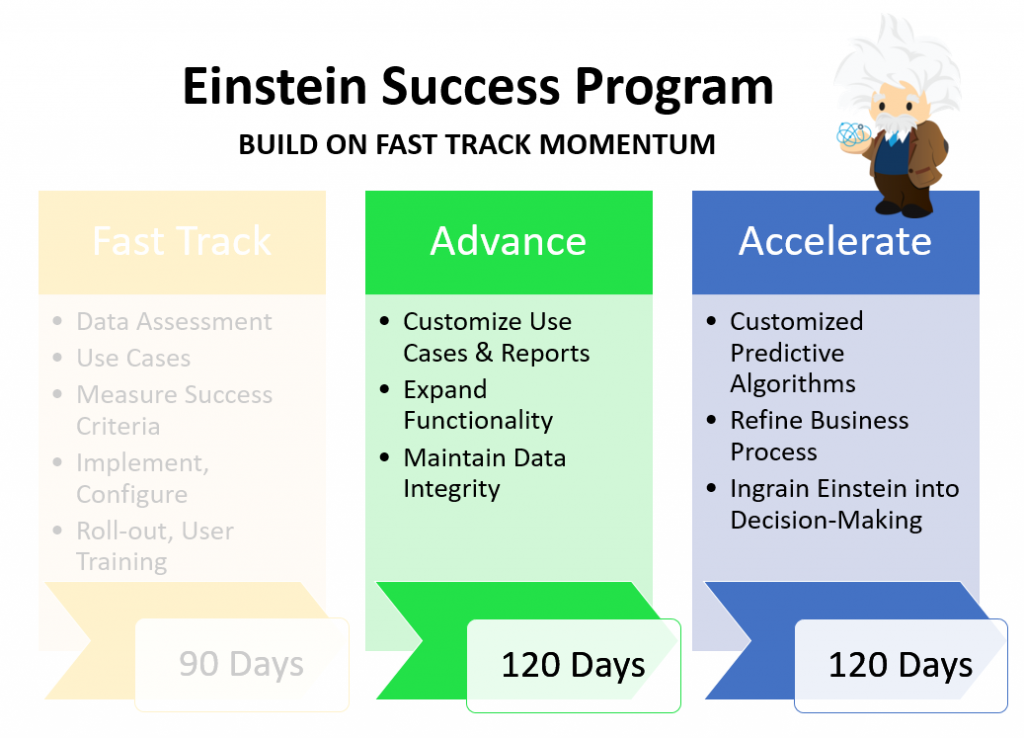 Salesforce Einstein Implementation Consulting
