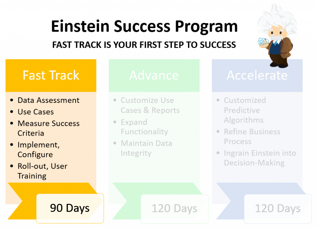 Salesforce Einstein Consulting