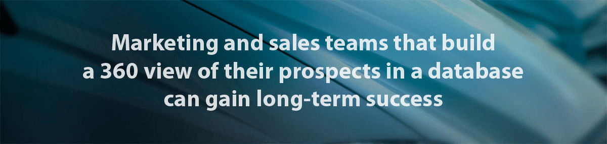 Develop a Database of Fleet Leads and Prospects