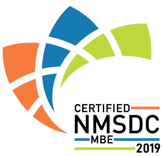 National Minority Supplier Certified