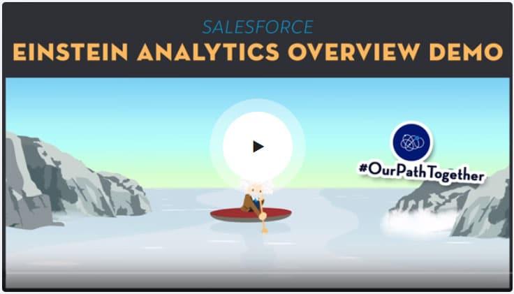 Einstein Analytics Overview Demo Video Link
