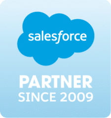 Salesforce Partner Badge Since 2009